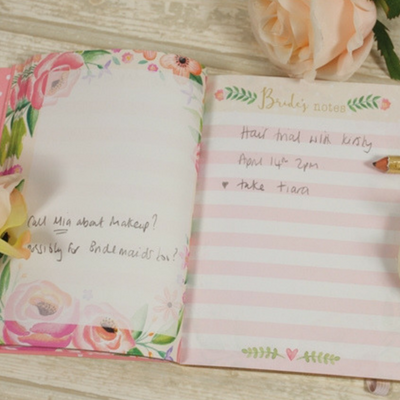 'Brides Notes' Floral Design