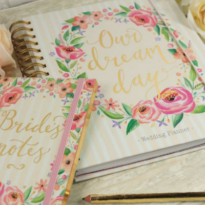NEW IN - 'Brides Notes' Floral Design