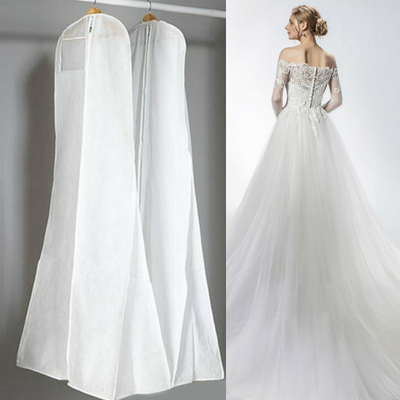 Wedding Dress Non-Woven Dust Proof Cover Bag