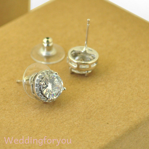 Personalised Bridal Party Gift - Studs
