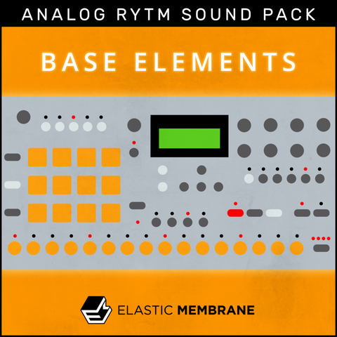 Analog Rytm Sound Pack: Base Elements