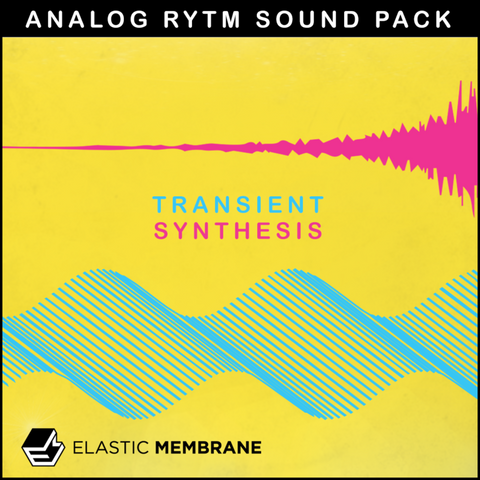 Analog Rytm Sound Pack: Transient Synthesis