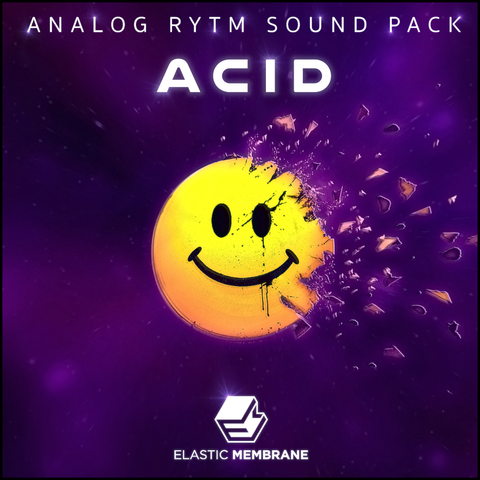 Analog Rytm Sound Pack: Acid