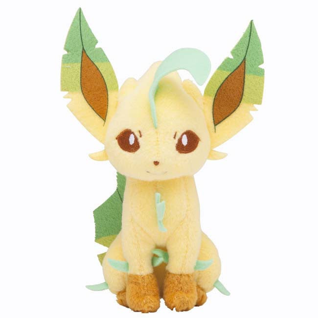 Pokemon Center Original Plush Doll : Leafia [Leafeon]