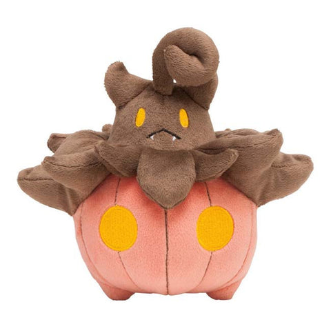 Pokemon Center Original Plush Doll : Pumpkaboo - HYPETOKYO