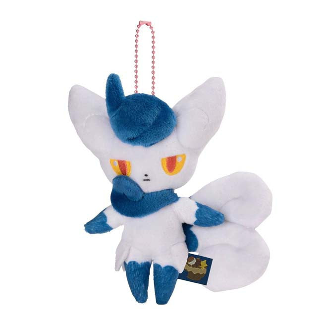 Pokemon Center Original Pokemon Petit : Nyaonikusu Doll [Meowstic] Female Ver. - HYPETOKYO