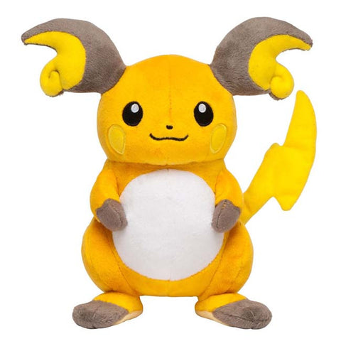 Pokemon Center Original Plush Doll : Raichu OA - HYPETOKYO