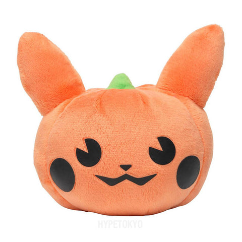 Pokemon Center Original Plush doll : Pikachu (Jack-o'-Lantern Ver.) [Halloween Parade 2015] - HYPETOKYO