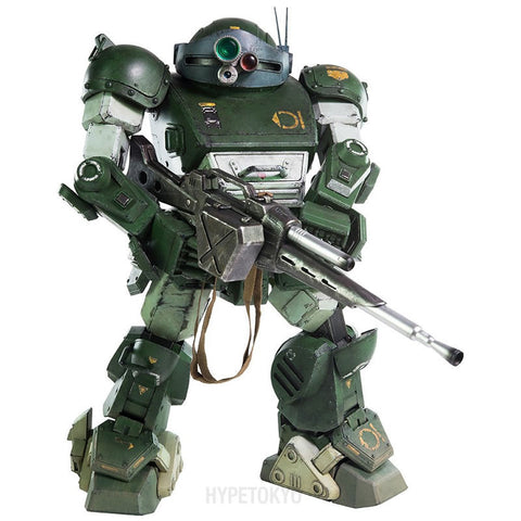 Armored Trooper VOTOMS threezero 1/12 Action Figure : ATM-09-ST SCOPEDOG - HYPETOKYO