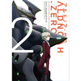 ART BOOK : Aldnoah Zero TV Animation Official Visual Guide Book Vol. 2 - HYPETOKYO