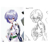 ART BOOK : Groundwork of Evangelion: 1.0 - You Are (Not) Alone - HYPETOKYO