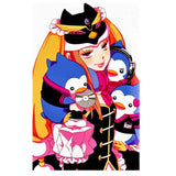 ART BOOK : Lily Hoshino Art Works - Mawaru Penguindrum Art Book - HYPETOKYO