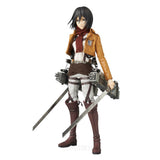 Attack on Titan REAL ACTION HEROES (ACTION FIGURE) : Mikasa Ackerman - HYPETOKYO