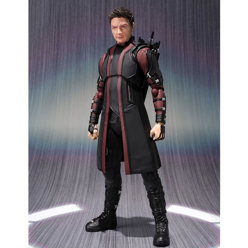 Avengers Age of Ultron S.H.Figuarts  Hawkeye - HYPETOKYO  sc 1 st  hypetokyo & Avengers Age of Ultron S.H.Figuarts : Hawkeye u2013 HYPETOKYO