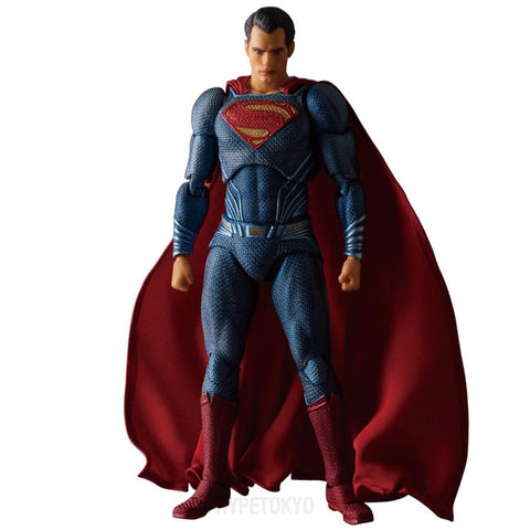 Batman vs Superman Dawn of Justice MAFEX (ACTION FIGURE) : SUPERMAN - HYPETOKYO