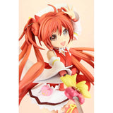 Black Bullet PM OFFICE A 1/7 Scale Figure : Enju Aihara [TENCHUU GIRLS Ver.] - HYPETOKYO