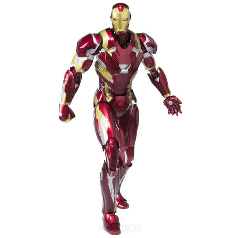 Captain America [Civil War] S.H.FIGUARTS : Iron Man Mark 46 - HYPETOKYO