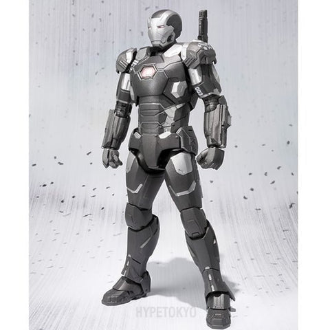 Captain America [Civil War] S.H.Figuarts : War Machine Mark 3 - HYPETOKYO