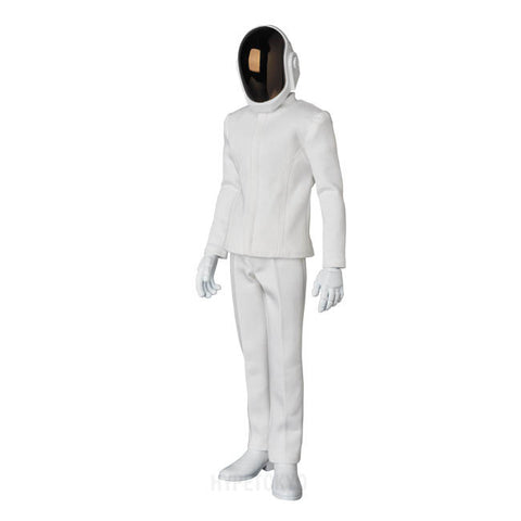 DAFT PUNK REAL ACTION HEROES (ACTION FIGURE) : GUY-MANUEL de HOMEM-CHRISTO [WHITE SUITS Ver.] - HYPETOKYO