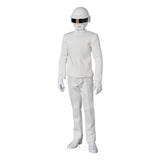 DAFT PUNK REAL ACTION HEROES (ACTION FIGURE) : THOMAS BANGALTER [WHITE SUITS Ver.] - HYPETOKYO
