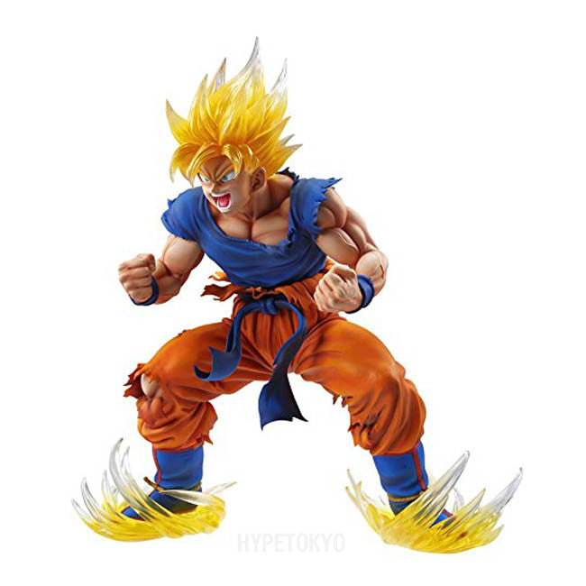 DRAGON BALL Medicos Non Figure : Super Saiyajin Son Goku [Hair Clear Ver.] - HYPETOKYO