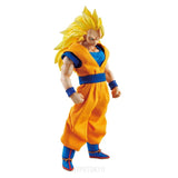 DRAGON BALL Mega House Non Scale Figure : Super Saiyajin 3 Son Goku - HYPETOKYO
