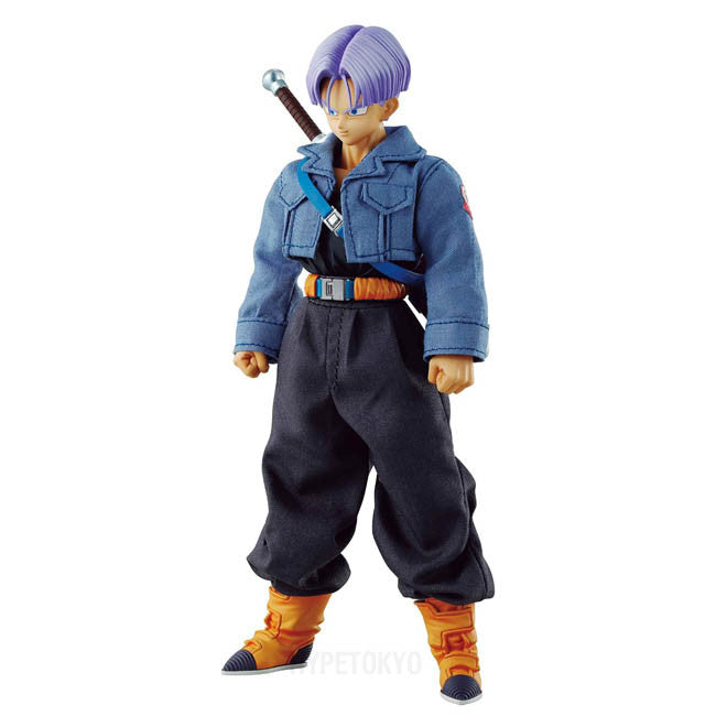 DRAGON BALL Mega House Non Scale Figure : Trunks - HYPETOKYO