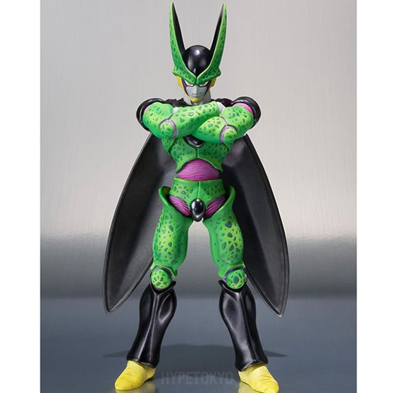 Dragon Ball S.H.Figuarts : Cell Perfect Ver. [Premium Color Edition] - HYPETOKYO