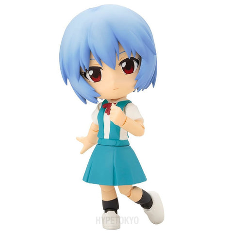 EVANGELION (New Movie Ver.) CU-POCHE (ACTION FIGURE) : Rei Ayanami - HYPETOKYO