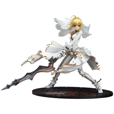 Fate/EXTRA CCC Good Smile Company 1/7 Scale Figure : Saber Bride [PRE-ORDER] - HYPETOKYO