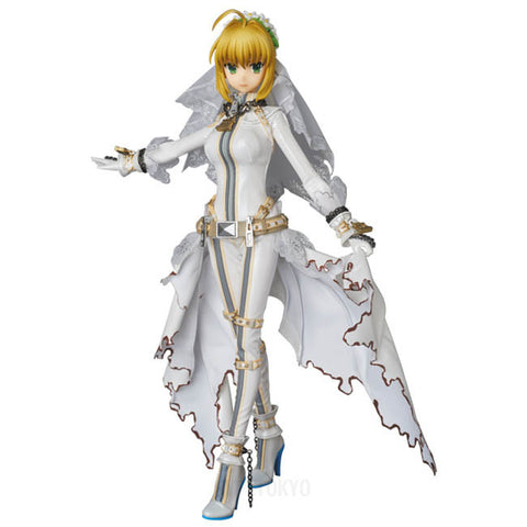 Fate/EXTRA CCC REAL ACTION HEROES (ACTION FIGURE) : Saber Bride - HYPETOKYO