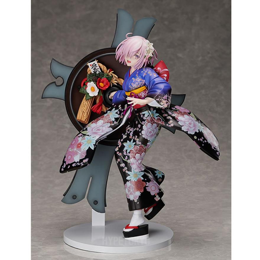 Fate/Grand Order ANIPLEX+ 1/7 Scale Figure : Mash Kyrielight (Grand New Year Ver.) [PRE-ORDER] - HYPETOKYO