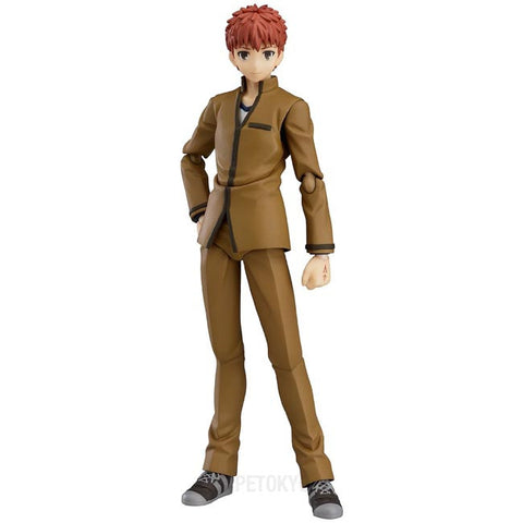 Fate/stay night [Unlimited Blade Works] figma : Shirou Emiya 2.0 - HYPETOKYO