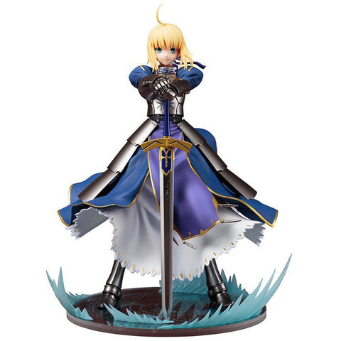 Fate/stay night [Unlimited Blade Works] Kotobukiya 1/7 Scale Figure : Saber (King of Knights)