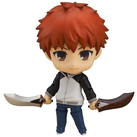 Fate/stay night [Unlimited Blade Works] Nendoroid : Shirou Emiya - HYPETOKYO
