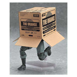 METAL GEAR SOLID 2 SONS OF LIBERTY figma Action Figure : Solid Snake MGS2 Ver. [PRE-ORDER] - HYPETOKYO