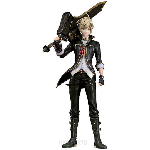 GOD EATER 2 RAGE BURST Phat! 1/8 Scale Figure : Julius Visconti - HYPETOKYO