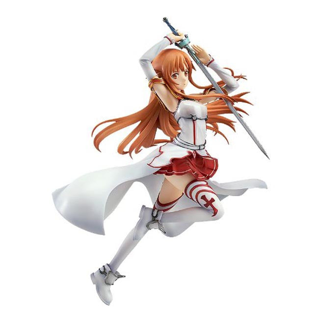 Sword Art Online GOOD SMILE COMPANY 1/8 Scale Figure : Asuna -Knights of the Blood Ver.- - HYPETOKYO