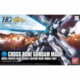 Gundam Build Fighters HIGH GRADE : Cross Bone Gundam MAOH - HYPETOKYO
