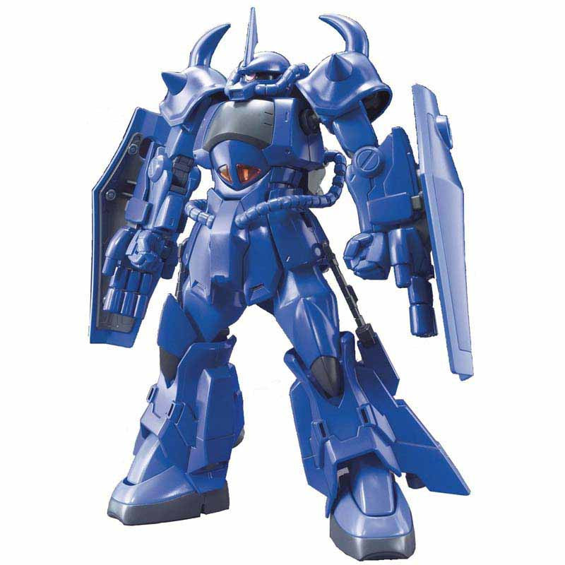 Gundam Build Fighters HIGH GRADE : Gouf R35 - HYPETOKYO