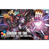 Gundam Build Fighters TRY HIGH GRADE : Gundam THE-END - HYPETOKYO