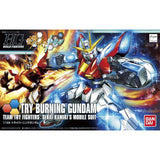 Gundam Build Fighters TRY HIGH GRADE : Try Burning Gundam - HYPETOKYO