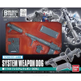 GUNDAM BUILDERS PARTS : 1/144 System Weapon 006 - HYPETOKYO