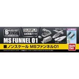 GUNDAM BUILDERS PARTS : MS Funnel 01 - HYPETOKYO