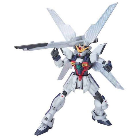 After War Gundam X Master Grade 1/100 Plastic Model : GX-9900 Gundam X - HYPETOKYO
