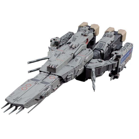 HASEGAWA Plastic Model Super Dimension Fortress Macross -Do You Remember Love?- : SDF-1 Macross Fortress Type - HYPETOKYO