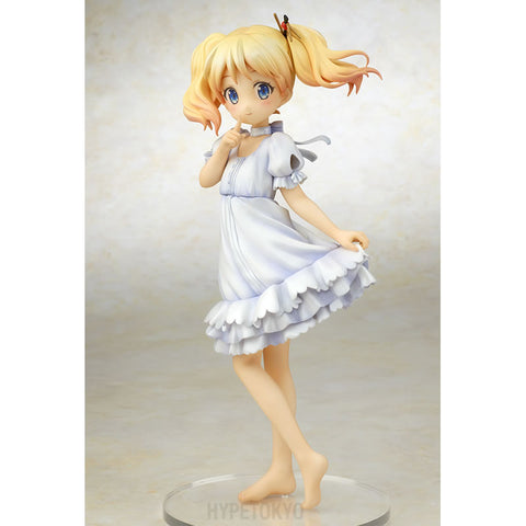 Hello!! Kiniro Mosaic quesQ 1/7 Scale Figure : Alice Cartelet [One-piece Dress Style] - HYPETOKYO