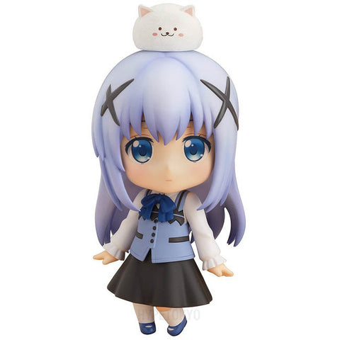 Is the Order a Rabbit? Nendoroid : Chino - HYPETOKYO