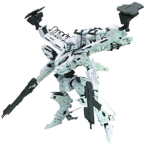 Kotobukiya Plastic Model Armored Core Variable Infinity : White Glint and V.O.B Set - HYPETOKYO
