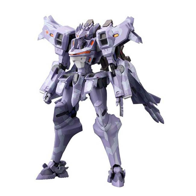 Kotobukiya Plastic Model Muv-Luv Alternative Total Eclipse : Su-37UB Terminator - HYPETOKYO